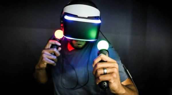 SONY PS VR 2 Headset Built-in Headphones and Support HDR
