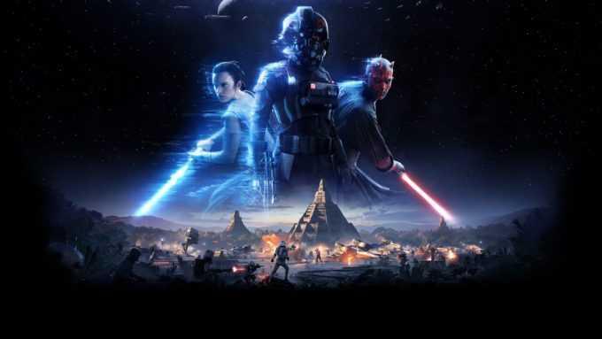 Star Wars Battlefront 2 Beta ps4