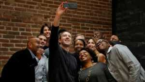 Facebook Demands Users to Take a Selfie