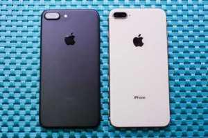 Apple iPhone 8 Plus and iPhone 7 Plus