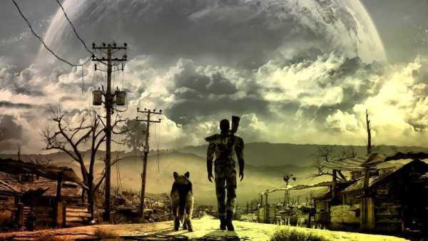 Fallout 4 PS4 Pro