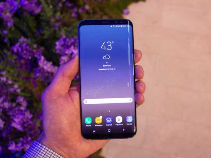 Fingerprint Sensors Under Smartphone Displays Will be Common in 2018