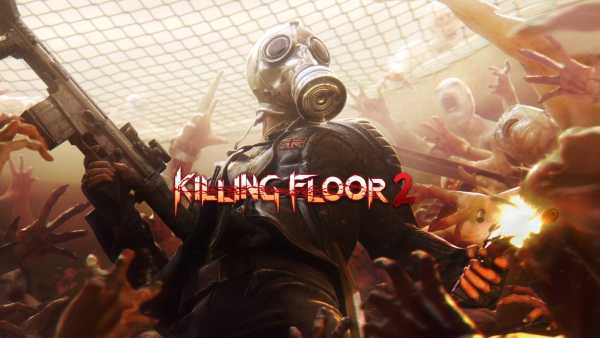 Killing Floor 2 Steam Winter Sale 2017