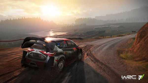 WRC 7 FIA World Rally Championship steam winter sale 2017