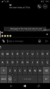Whatsapp Didn't Abandon Windows Phone