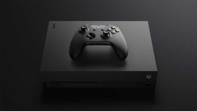 Best Buy's Xbox One X