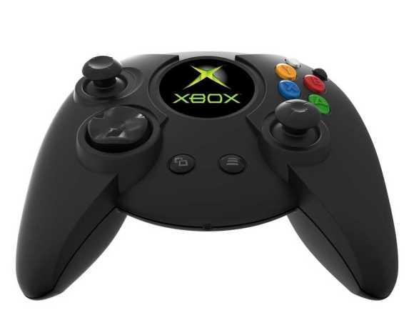 Classic Duke, the Original Xbox Controller