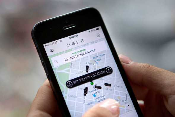 Fake Uber-Like App Steals Your Login-in Info, Uber Sends Warning Notice