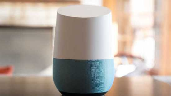 Google Play Launches Audiobooks on Google Home Speakers