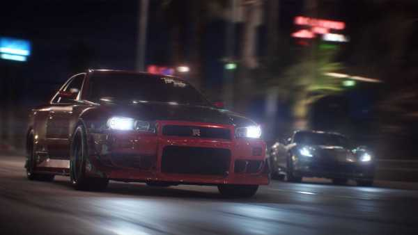 Need for Speed Payback has Free Roam Online Mode in Development