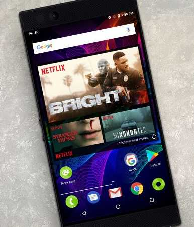 Netflix Partners with Razer Phone to Deliver HDR, Surround Sound