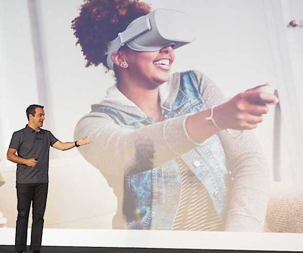 Oculus Go and Xiaomi's New Standalone VR Headset