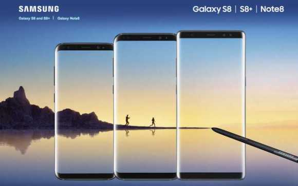 Samsung Galaxy S8, S8+ and Note 8 Receive Massive $250 Price Cut