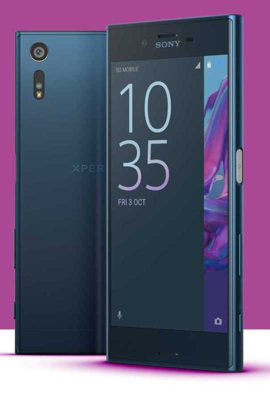 Sony Xperia Phones Will Soon Feature Flexible OLED Displays Supplied by LG