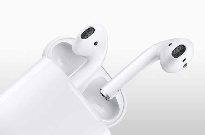 Apple AirPods 2018 Will Be Waterproof and Lets Access Siri Wirelessly