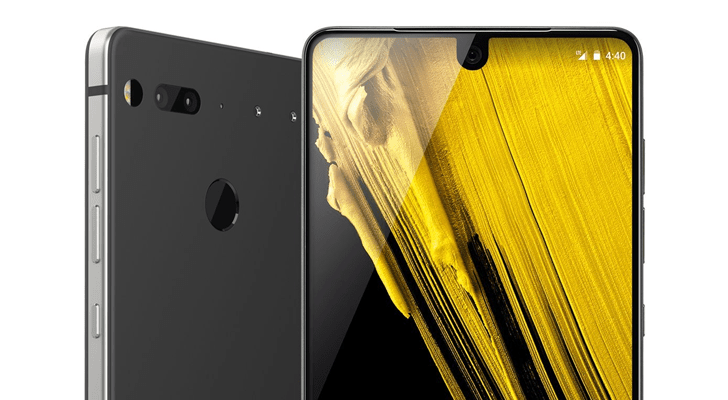 Essential Phone with Alexa