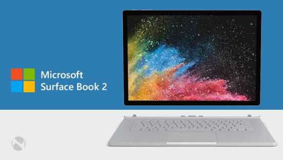 Microsoft Made its Surface Book 2 Cheaper at $1,199