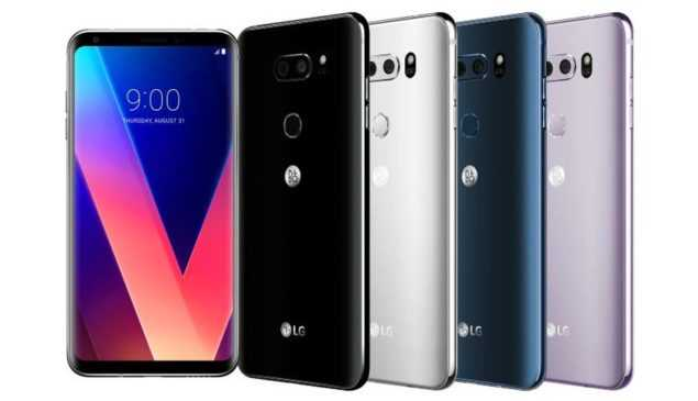 LG V30S tipped to finally bring the upgrades the V30 needed