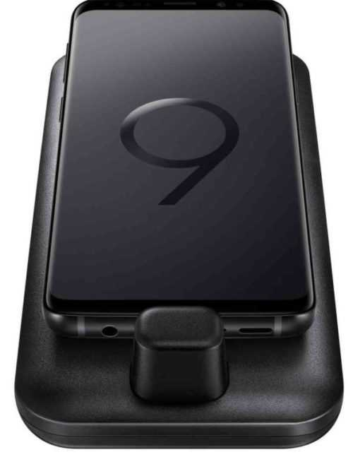 Samsung Galaxy S9 Headphone Jack Seen In New DeX Pad Leak