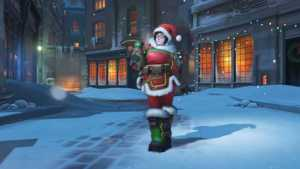 Overwatch Players Can Now Choose Skins Before a Match Begins