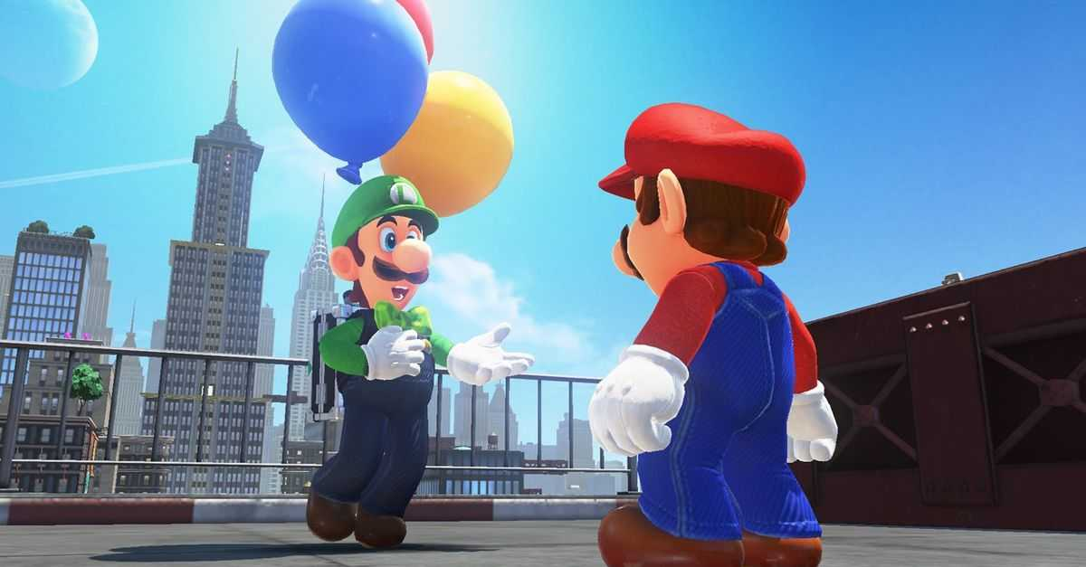 Super Mario Odyssey Gets New Updates Including a Game Mode and Outfits