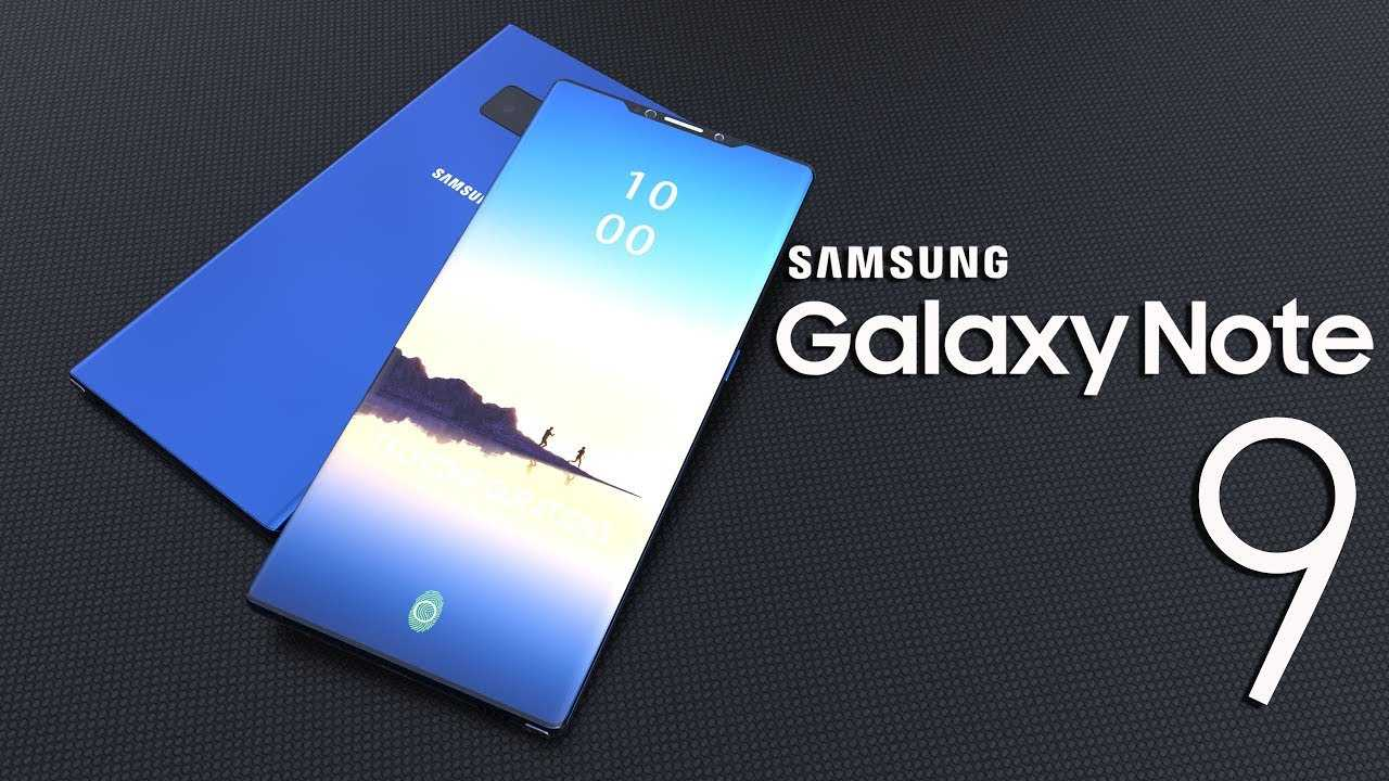 Samsung Galaxy Note 9 may feature (5G) antenna and a larger battery