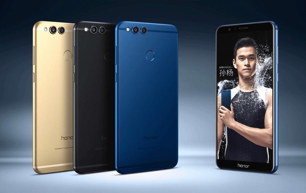 Huawei Honor 7X Users Start Receiving Android Oreo 8 0 Beta