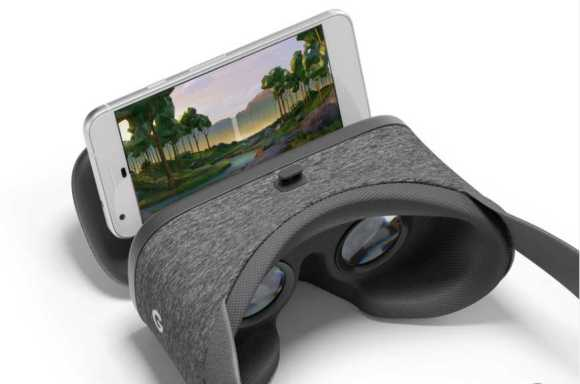 LG and Google's Hi-Res OLED Displays for VR