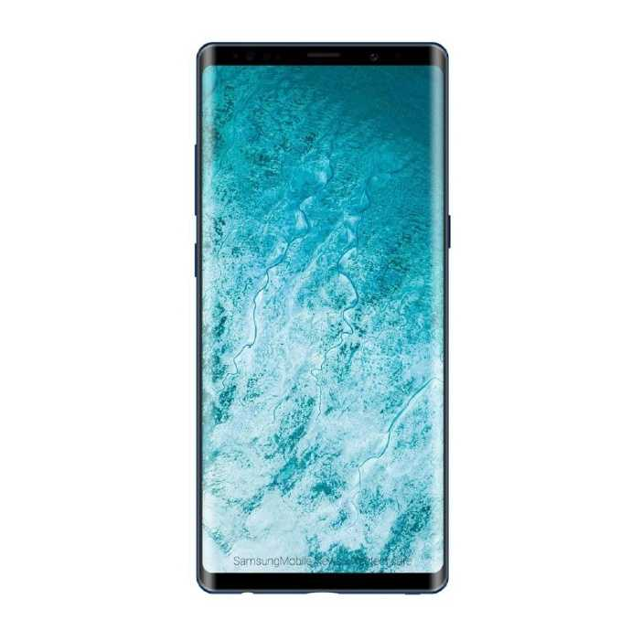 Galaxy S9+ Dissected, BoM Revealed