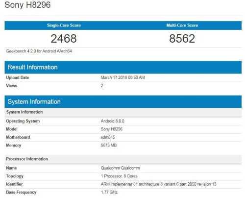 Sony H8296