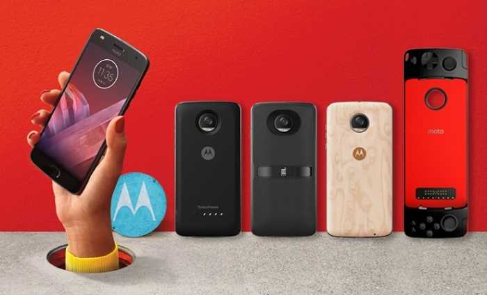 Moto Z3 Play specs revealed on FCC website