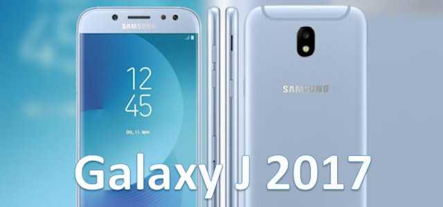 Galaxy J Series