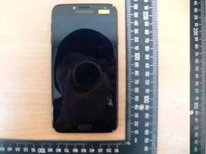 Samsung Galaxy J4 Display