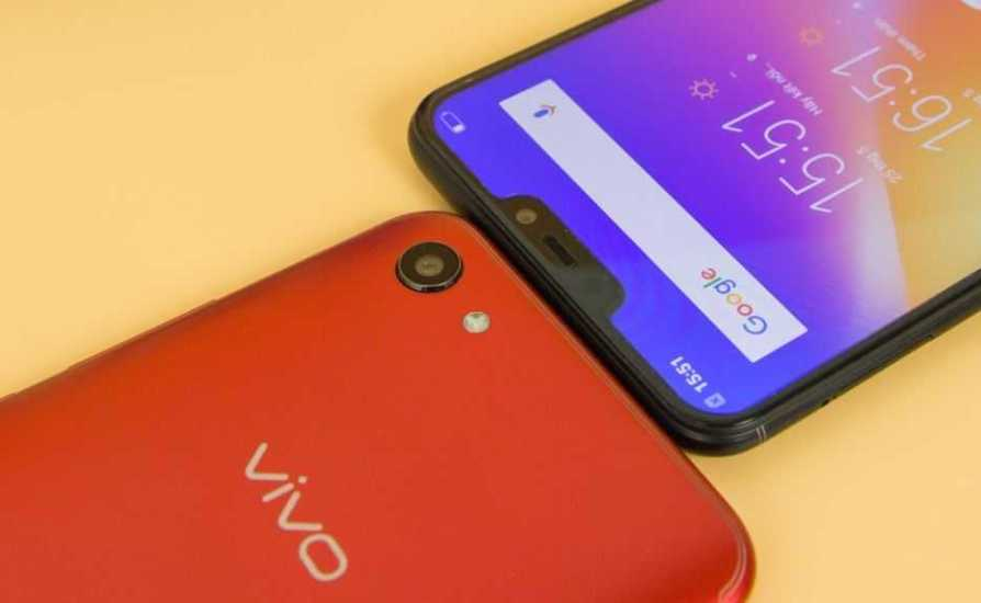 Vivo Y81 Vivo 1808 Goes Official With 19 9 Display Helio P22 And