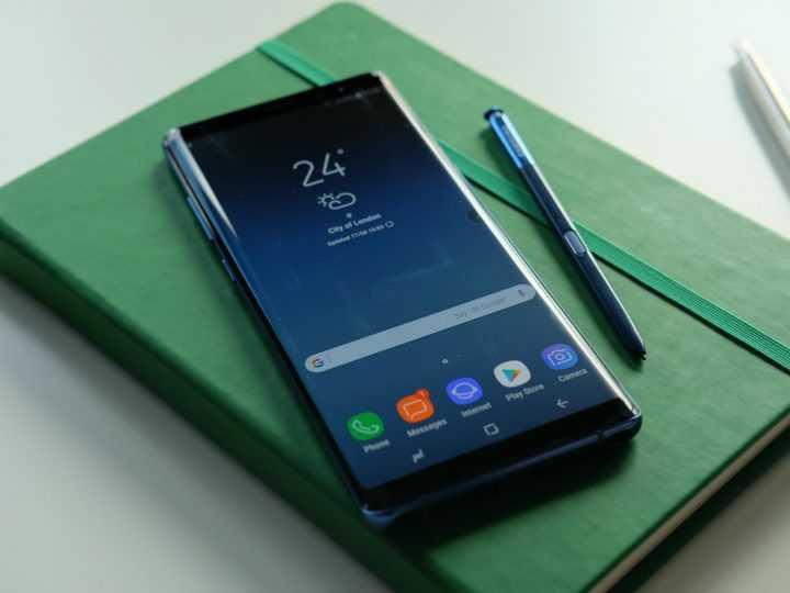 Galaxy note 8 verizon