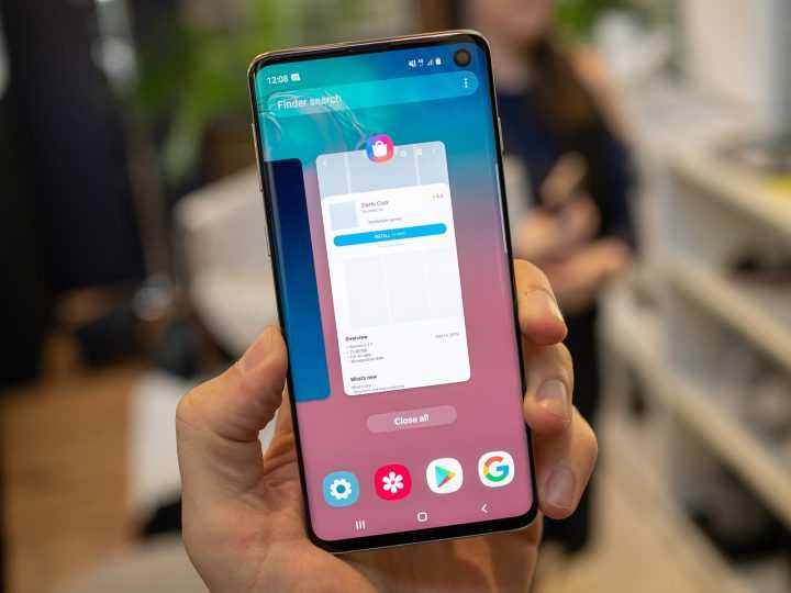 Verizon Samsung Galaxy Note 9 Gets Android 10 Note 10 Series S10 Series Note 8 Galaxy A50 And Lg G7 Thinq Receive Software Updates