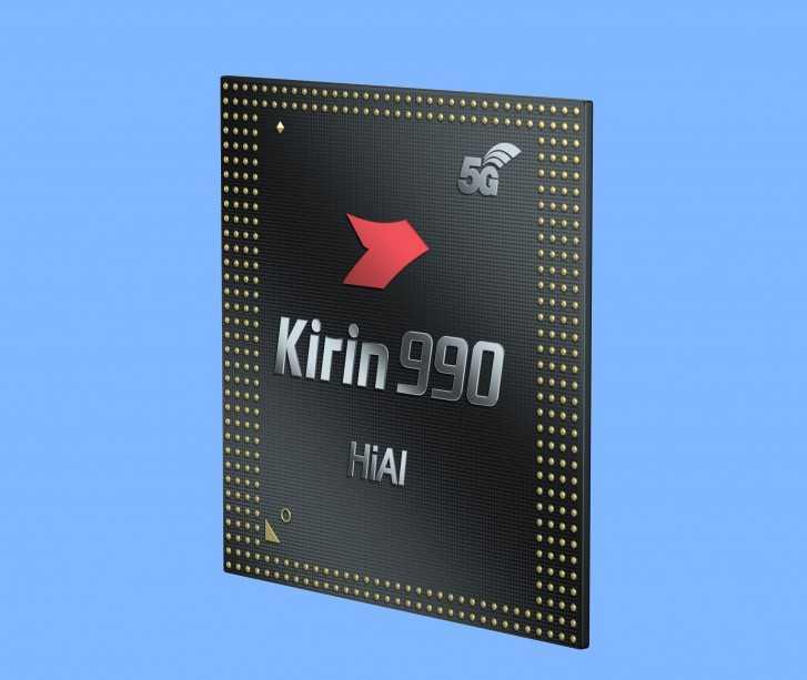 Kirin 990 soc