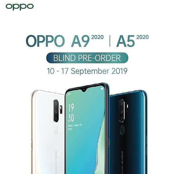Updated: Oppo A9] OPPO A5 (2020) with Model Number CPH1931