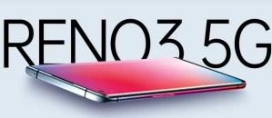Reno 3 Pro 5G