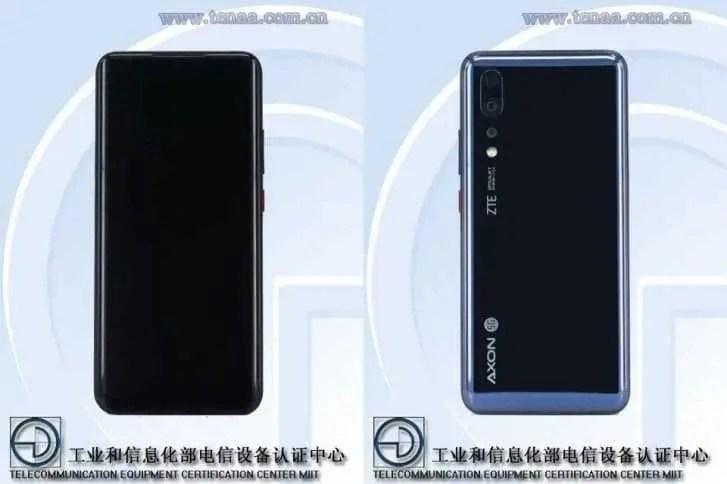 ZTE Axon 10 Pro 5G specs