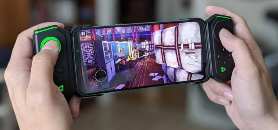Xiaomi blackShark 3 5G