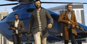 GTA 5 Rockstar