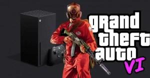 GTA6 Xbox One