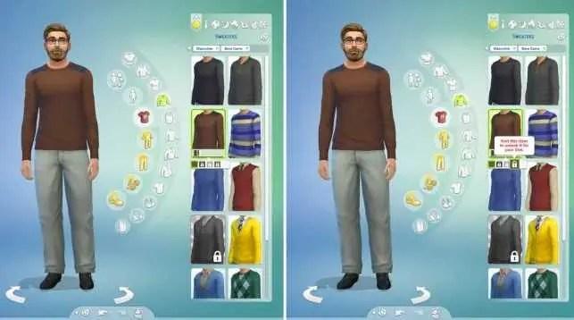 Sims 4 Knitting Stuff Pack