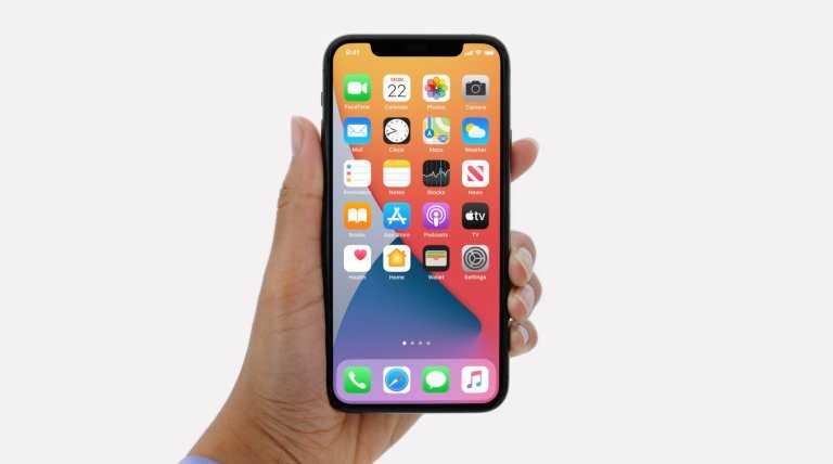 Apple iOS 14 apps