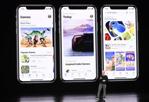 apple subscription plans