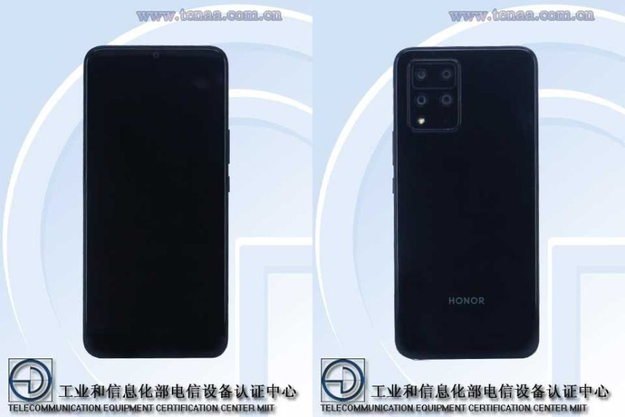 Honor HJC-AN00, HJC-TN00 TENAA-