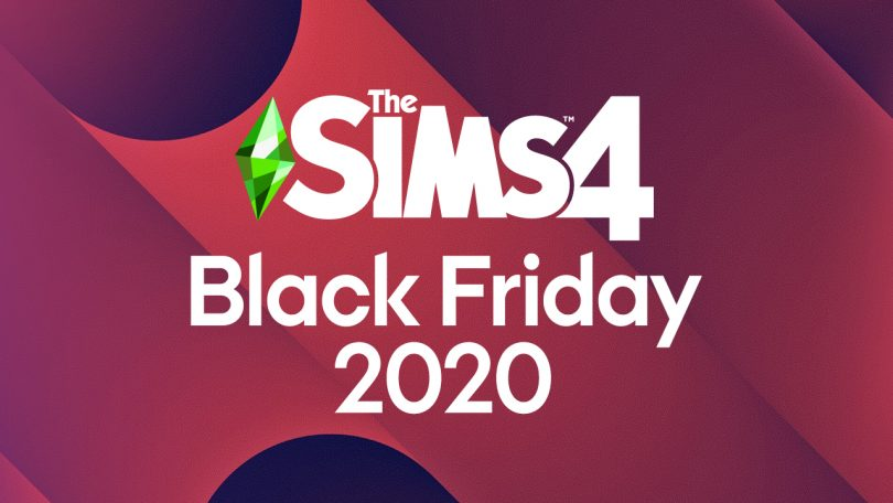 sims 4 black friday