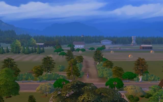 Sims 4 farms brindletonbay