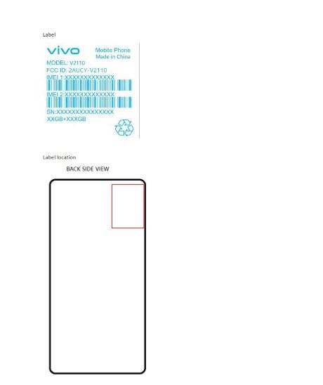 Vivo Y21s (V2110) FCC (1)